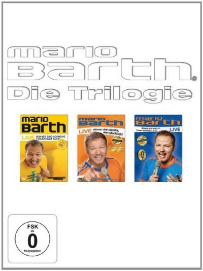 Mario Barth - Die Trilogie