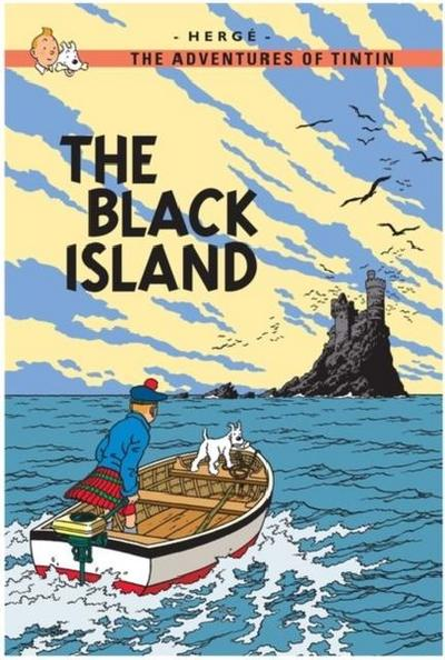 The Adventures of Tintin - The Black Island