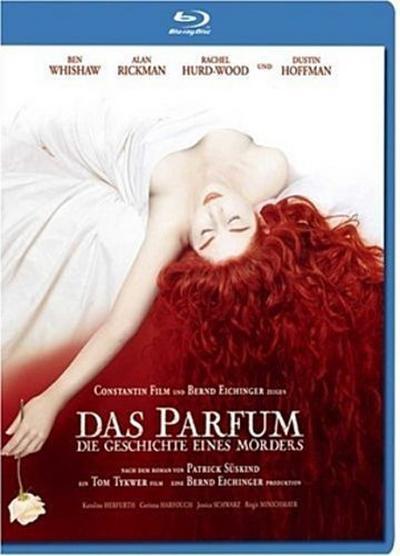 Das Parfum, 1 Blu-ray, deutsche u. englische Version