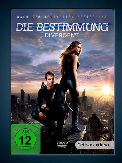 Die Bestimmung - Divergent (DVD); Realfilm   ; Deutsch