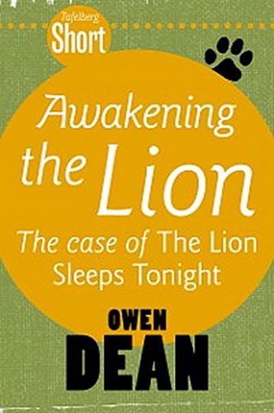 Tafelberg Short: Awakening the Lion