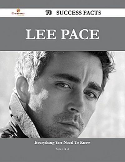 Lee Pace 70 Success Facts - Everything you need to know about Lee Pace