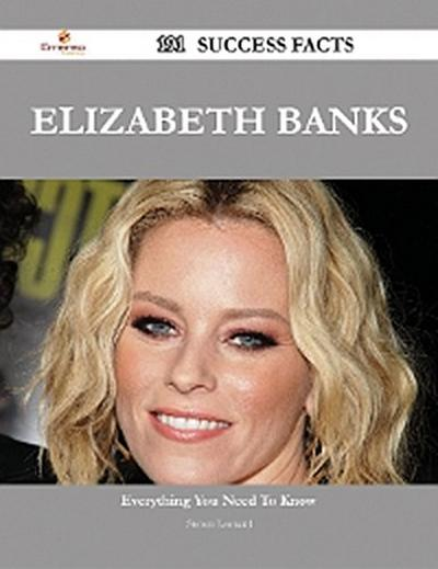 Elizabeth Banks 191 Success Facts - Everything you need to know about Elizabeth Banks
