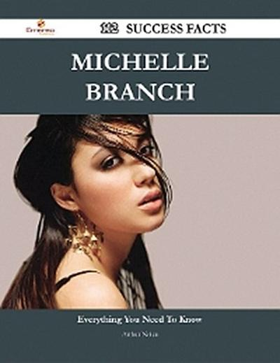 Michelle Branch 112 Success Facts - Everything you need to know about Michelle Branch