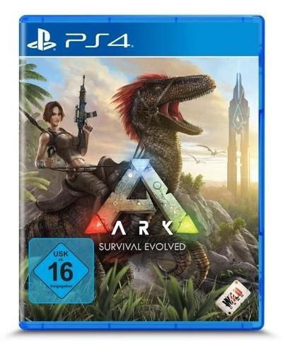 ARK: Survival Evolved (PlayStation PS4)