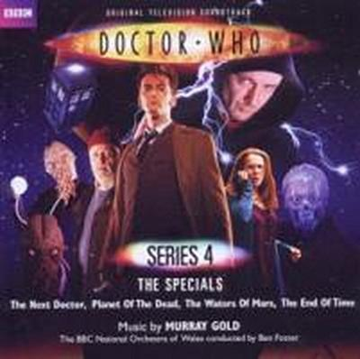 Doctor Who-Series 4 The Specials