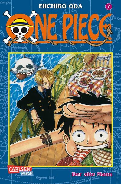 One Piece 07. Der alte Mann