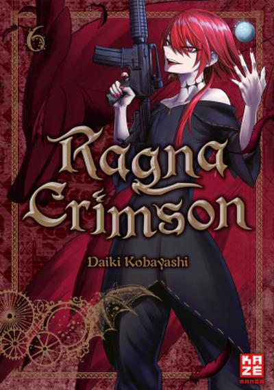 Ragna Crimson - Band 6
