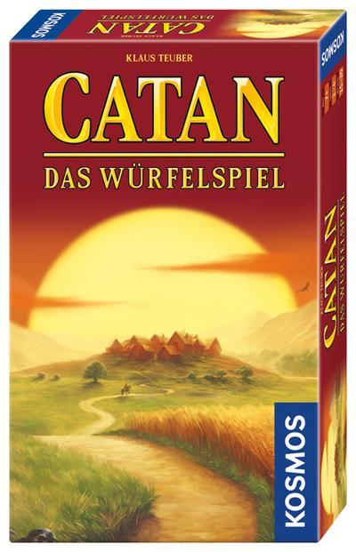 Die Siedler von Catan, Das Würfelspiel (Spiel)