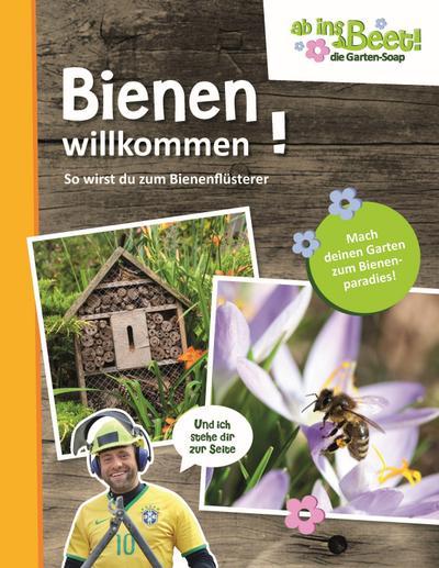 Bienen willkommen! - ab ins Beet! die Garten-Soap