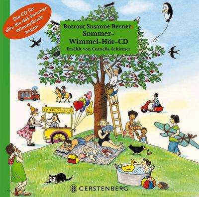 Sommer-Wimmel-Hör-CD
