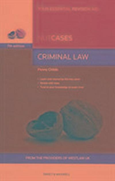 Nutcases Criminal Law