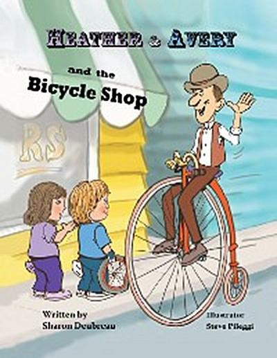 Heather & Avery and the Bicycle Shop