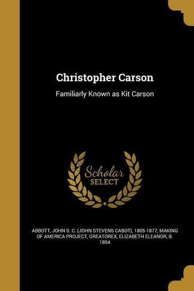 Christopher Carson