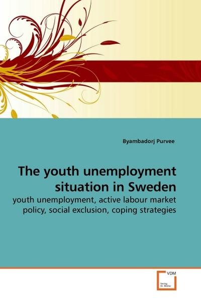 The youth unemployment situation in Sweden