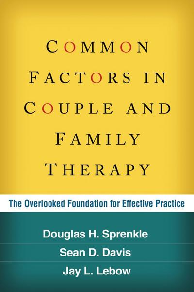 Common Factors in Couple and Family Therapy