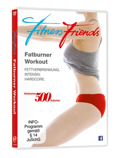 Fitness Friends: Fatburner Workout