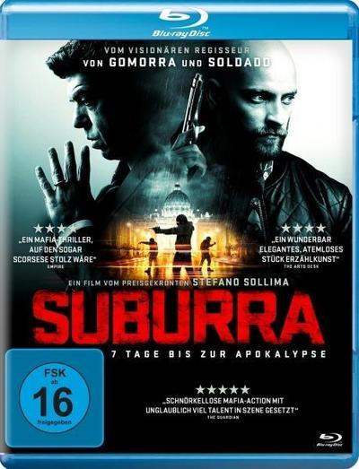 Suburra - 7 Tage bis zur Apokalypse