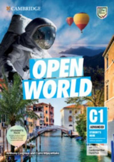 Open World Advanced. Student's Book Pack (Student's Book without answers and Workbook without answers with Audio Download)