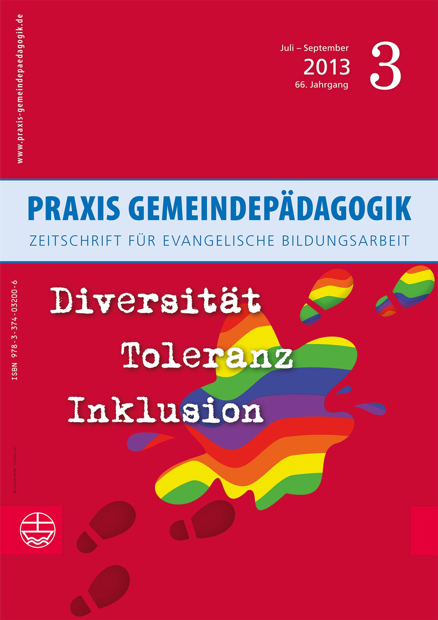 Diversität - Toleranz - Inklusion |  |  9783374032006