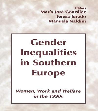 Gender Inequalities in Southern Europe