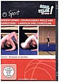 Bodenturnen - Grundlagen: Rolle und Handstand - Langfilm und 2 Kurzfilme, 1 DVD