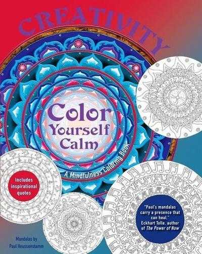 Creativity: A Mindfulness Coloring Book