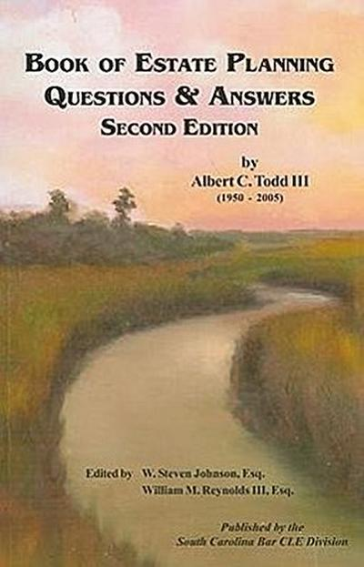 Book of Estate Planning Questions & Answers