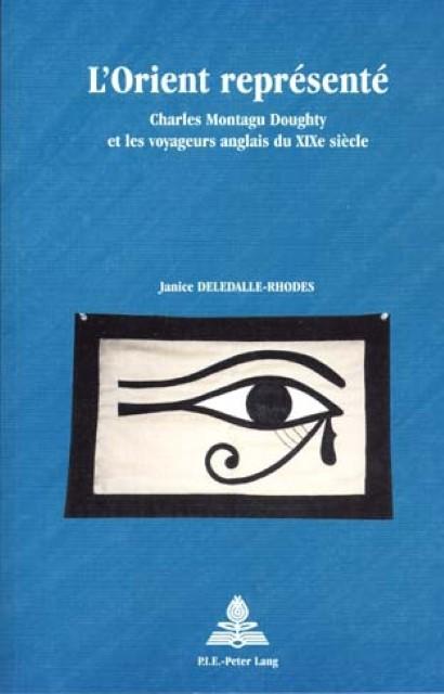 Janice Deledalle-Rhodes / L'Orient représenté 9789052019338