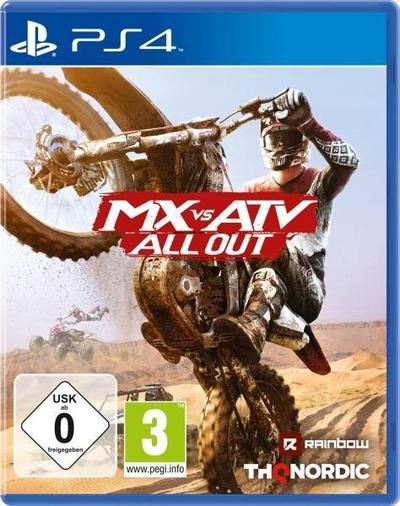 MX vs. ATV All Out (PlayStation PS4)