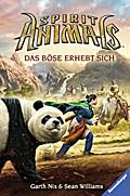 Das Böse erhebt sich; HC – Spirit Animals; Übers. v. Ströle, Wolfram; Deutsch; schw.-w. Ill.