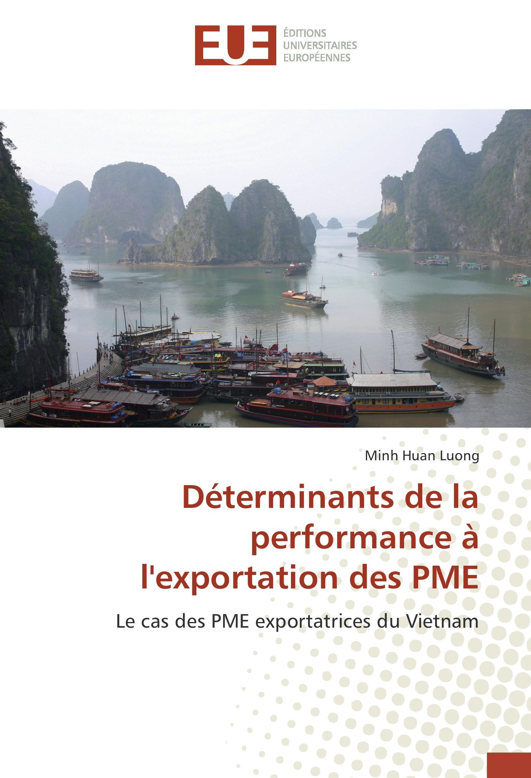 Déterminants de la performance à l'exportation des PME - Min ... 9786131526374