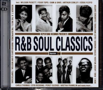 R+B Soul Of The Sixtie, 2 Audio-CD