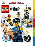 Das Mach-Malbuch. LEGO® City; Das Mach-Malbuc ...