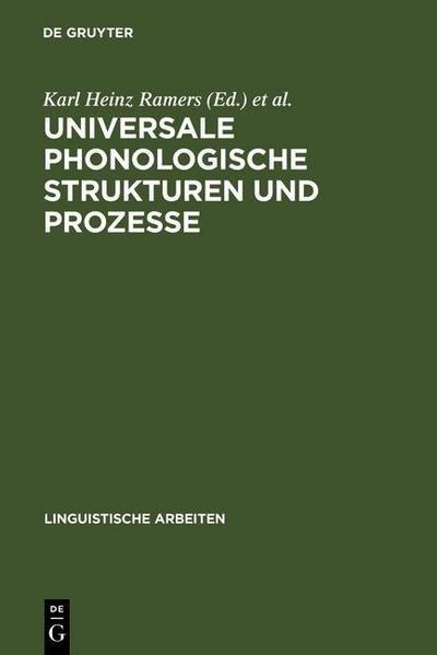 Universale phonologische Strukturen und Prozesse
