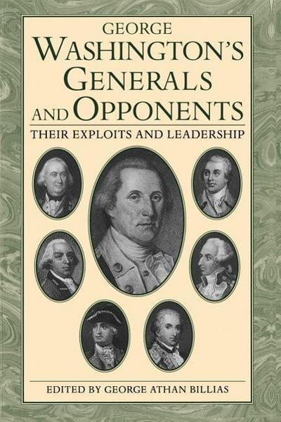 George Washington's Generals and Opponents