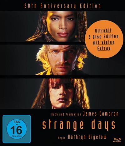 Strange Days - 20th Anniversary Edition, 1 Blu-ray + 1 DVD