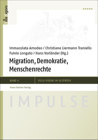 Migration, Demokratie, Menschenrechte