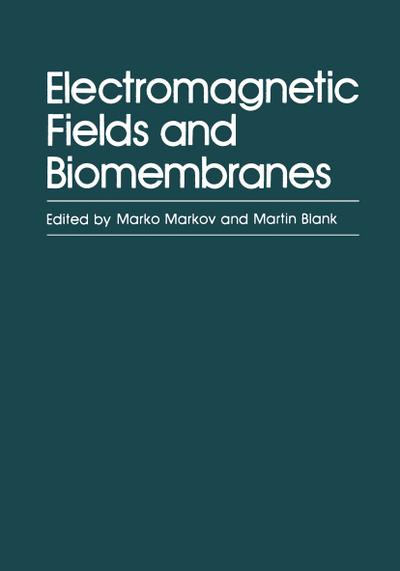 Electromagnetic Fields and Biomembranes