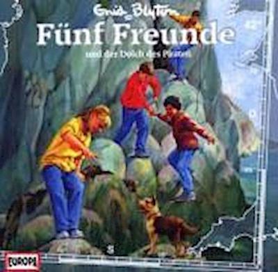 Fünf Freunde 042: ... und der Dolch des Piraten