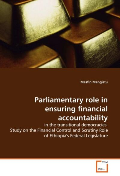 Parliamentary role in ensuring financial accountability