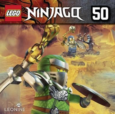 LEGO Ninjago (CD 50)