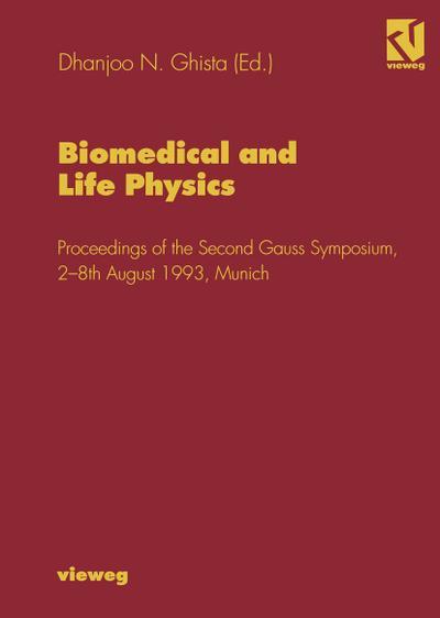 Biomedical and Life Physics