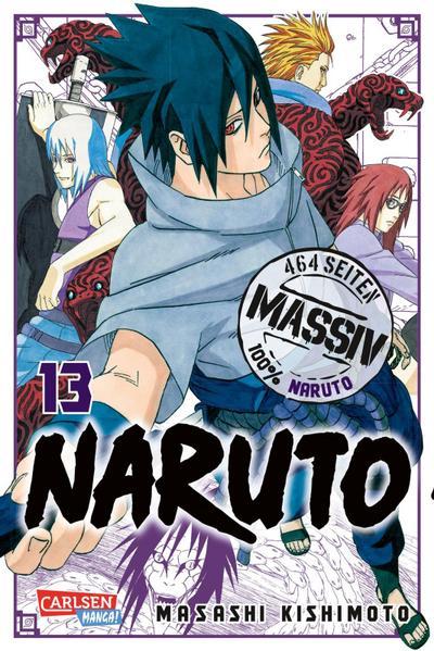 NARUTO Massiv 13