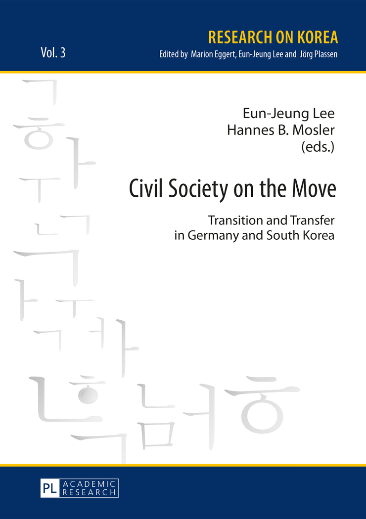 Civil Society on the Move, Eun-Jeung Lee