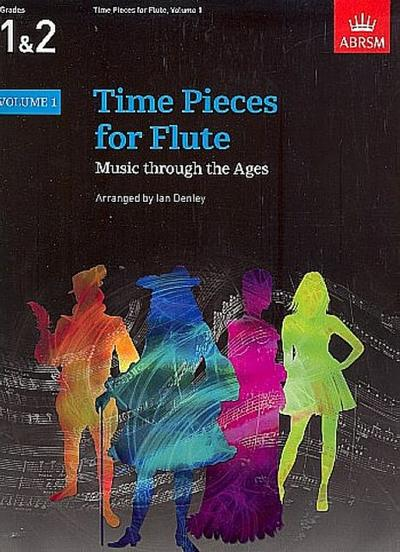 Time Pieces for Flute, Volume 1