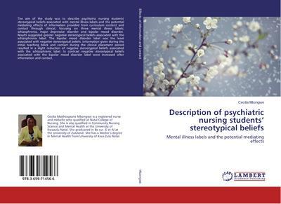 Description of psychiatric nursing students' stereotypical beliefs