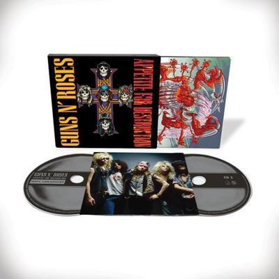 Appetite For Destruction (2CD Deluxe Edition)