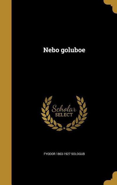 RUS-NEBO GOLUBOE