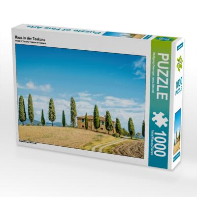 Haus in der Toskana (Puzzle)